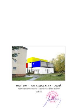 aero residence , Martin Ľadoveň