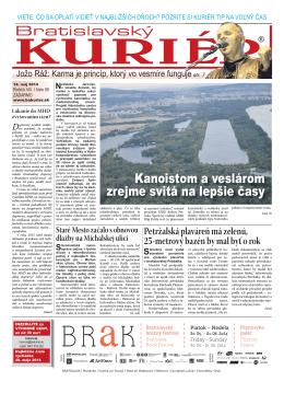 9/2014 - Bratislavský kuriér