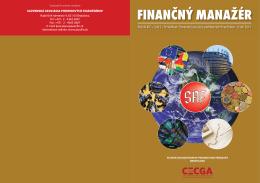 Finančný manažér 3/2014 - Slovenská asociácia podnikových