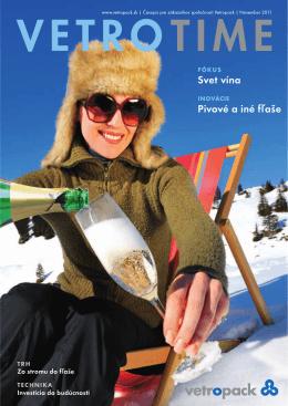 Svet vína Pivové a iné fľaše