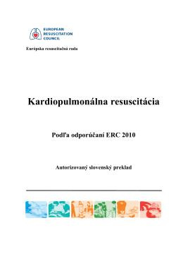 Kardiopulmonálna resuscitácia