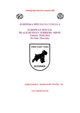 Slovenský klub chovateľov a priateľov ČRT