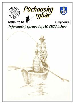 Púchovský rybársky spravodaj