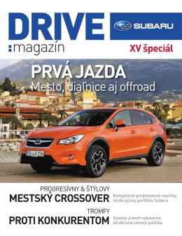 Drive magazin 2012