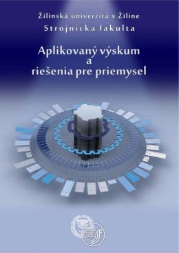 Spolupráca s praxou - Strojnícka fakulta