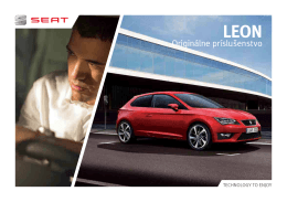Leon - SEAT Slovensko