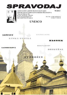 UNESCO - Spolok francúzsko