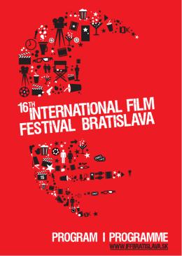 16. MFF Bratislava - vreckový program