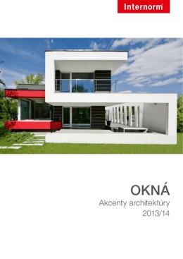 Akcenty architektúry 2013/14