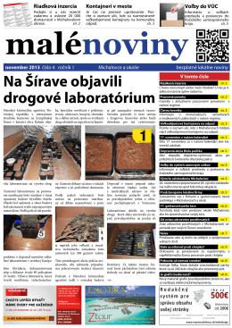 Na Šírave objavili drogové laboratórium