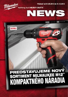 KOMPAKTNÉHO NÁRADIA