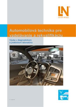 Automobilová technika pre vzdelávanie a