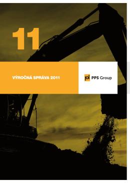 výročná správa 2011