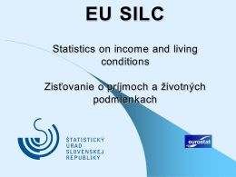 EU SILC