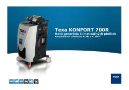 Séria Konfort 700 - informácie o produktoch