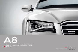 Audi A8 - Auto Gabriel