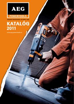 Katalóg 2011 - AEG