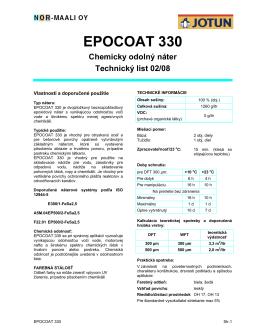 EPOCOAT 330