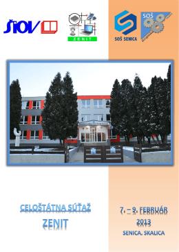 Buletin Zenit 2013