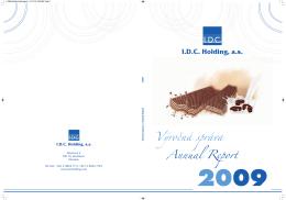 Výročná správa za rok 2009