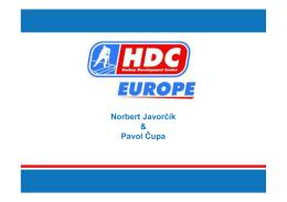 program HDC 97 - TOP