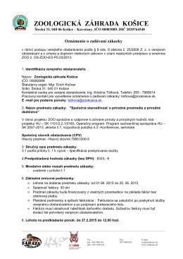 userfiles/info o zadavaní zákazky - konferencia.pdf