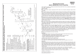 Navod montaze - BK R1 ASTRA (PDF, 281 kB)