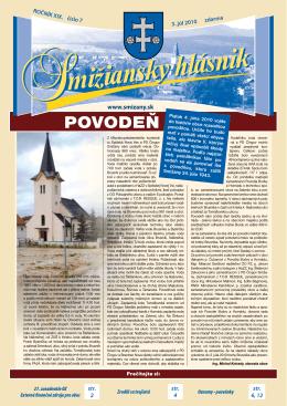 číslo 7 - júl 2010