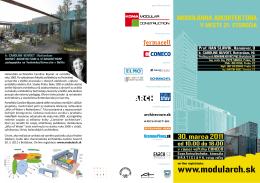 www.modularch.sk