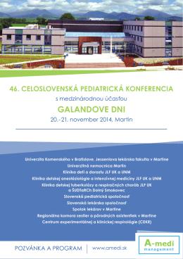 Pozvánka s programom (PDF)