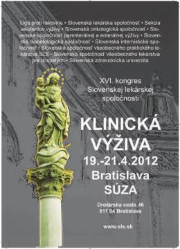 Untitled - Slovenská lekárska spoločnosť
