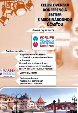 Bezpečnosť pacienta - Všeobecná nemocnica Komárno