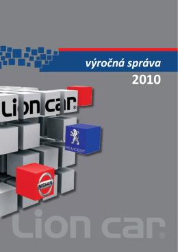 Výročná správa 2010
