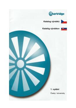 Katalog ke stažení ve formátu PDF