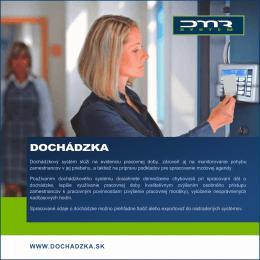 DOCHÁDZKA