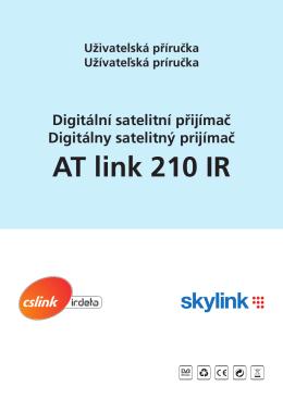 ATlink 210 IR - ceskysatelit.cz