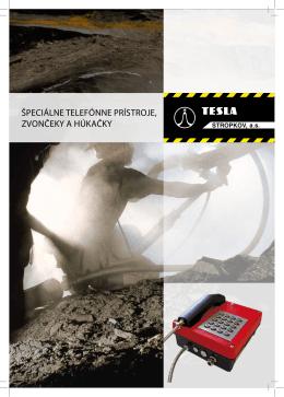špeciálne telefónne prístroje, zvončeky a húkačky