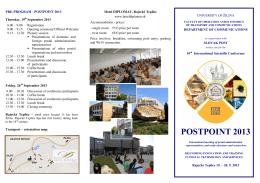 POSTPOINT 2013