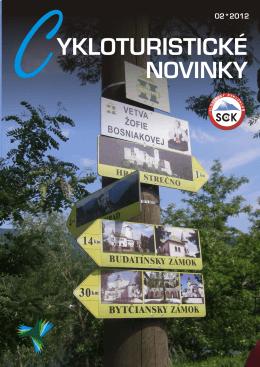 Cykloturistické novinky 02-2012