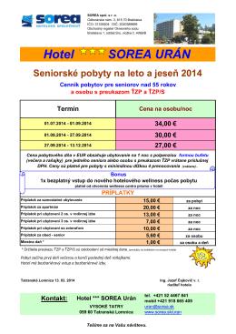 URNSenior Leto a jesen 2014-1