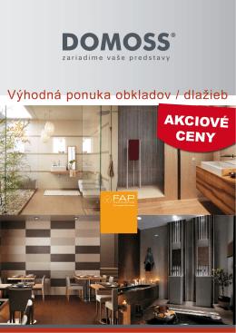 prospect_pdf - DOMOSS Kúpeľne