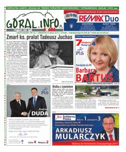 Nr 36/2014 - Goral info