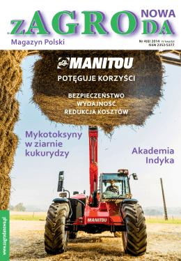 Mykotoksyny w ziarnie kukurydzy