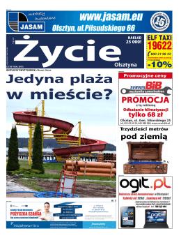 w mieście? - Nowe Życie Olsztyna