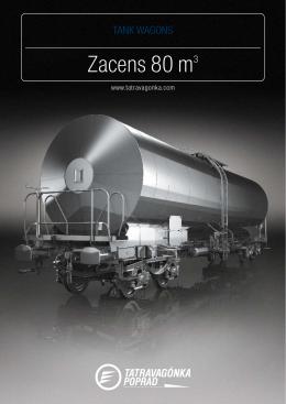 Zacens 80 m3