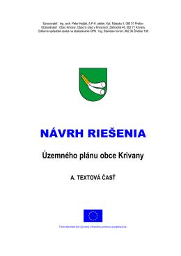 NÁVRH RIEŠENIA