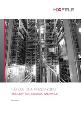 Häfele dla przemysłu - 2014