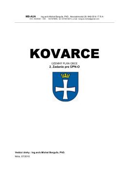 Obec Kovarce