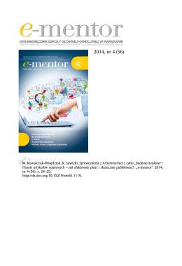 pobierz artykuł w wersji PDF - E