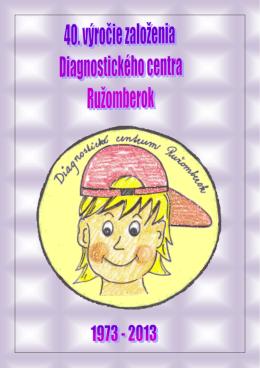 Bulletin - Diagnostické centrum Ružomberok